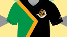 Minor league team will celebrate 'Jamaican Bobsled Night' with 'Cool Runnings' uniforms