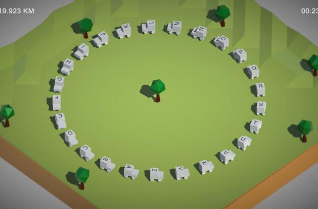 This web game shows you why self-driving cars are better