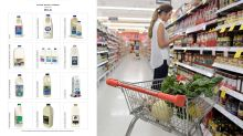 Woman's extensive visual list of Australian products praised by shoppers