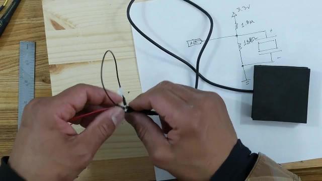 Ben Heck'sPocket Beagledrum sequencer