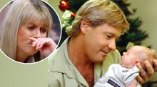Terri Irwin shares emotional unseen snap of late husband Steve