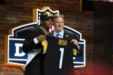 a15b985fe NFL draft trade roundup  Steelers