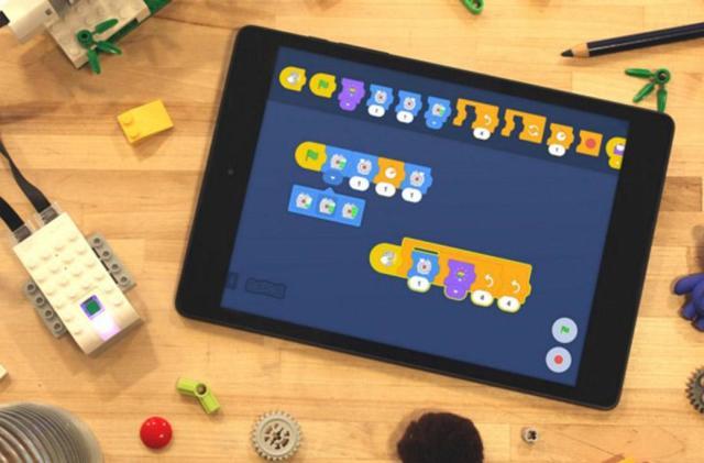 Google is helping MIT update its programming language for kids