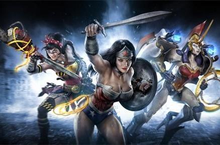 Infinite Crisis introduces new customization options