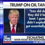 Trump administration's strategy to meet threat from Iran