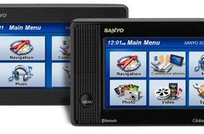 """Sanyo intros a pair of new """"Easy Street"""" GPS units"""