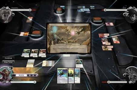 Duels of the Planeswalkers 2013 adds manual mana tapping