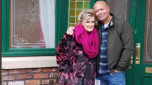 Corrie fans get a first look at Liz's new romance