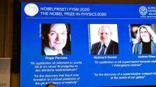 Prix Nobel de physique: trois experts des «trous noirs» récompensés
