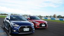 國內新車試駕-New Hyundai Veloster Turbo