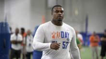 Browns draft DT Caleb Brantley, who was charged for allegedly striking woman