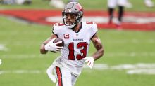 Fantasy football: Have backup plans set for Raiders-Buccaneers
