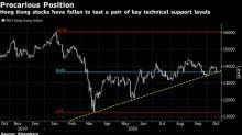 Stocks Drift Amid Virus Jitters, Stimulus Deadlock: Markets Wrap