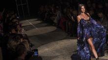 Abendgarderobe trifft auf Bademode: Ist das der neue Fashion-Trend?