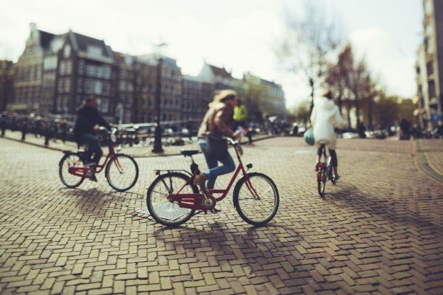 Uber Bike launches in Amsterdam