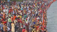 India tiene la prueba de que no aprendemos con el COVID y repite el error del Ganges
