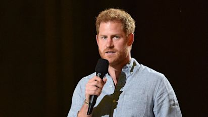Harry says royals are in cycle of 'genetic pain'
