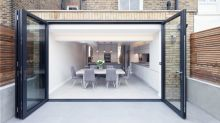 This wraparound extension will leave you breathless