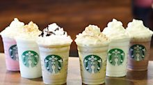 Starbucks Will Debut Its Prettiest Drink Yet, the Crystal Ball Frappuccino