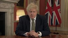 'Stay at home': Boris Johnson plunges whole of England into lockdown