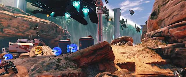 'Halo 5' gets cooperative Firefight game mode this summer
