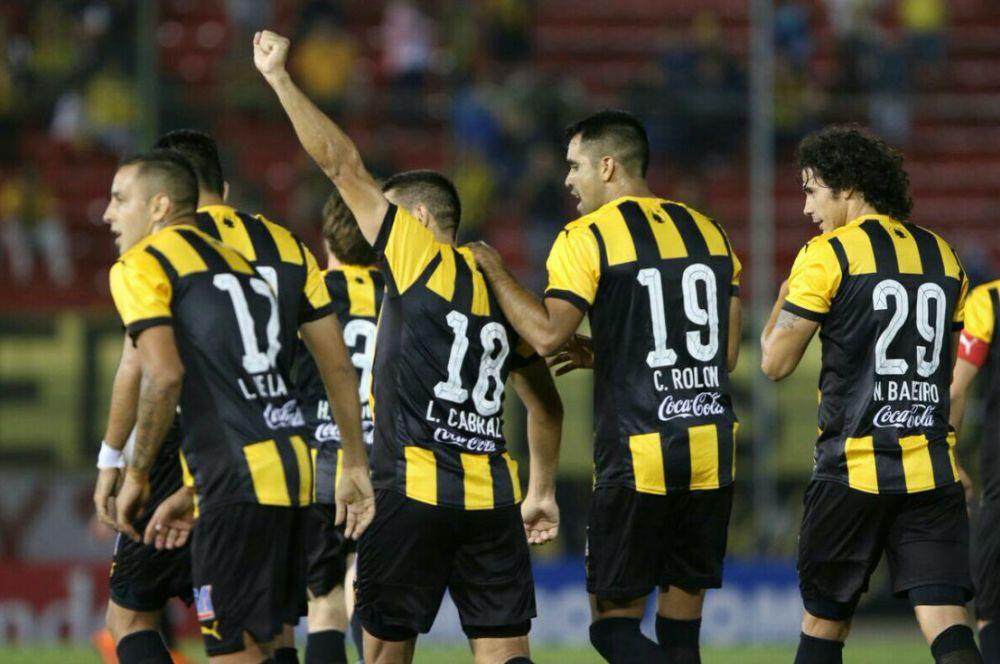 El Cacique paraguayo volvió a los trabajos tras el triunfo por la Copa