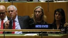 Iran nuclear deal must change if U.S. to stay: Tillerson