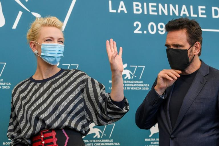 Don't call me an actress, says Cate Blanchett