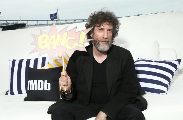 Neil Gaiman signs exclusive deal with Amazon Studios