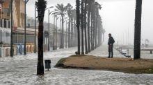 Cortadas 40 carreteras y 28 con cadenas por nieve en la Comunitat Valenciana