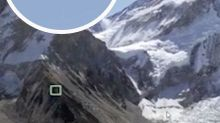 Bizarre 'UFO' spotted above Mount Everest