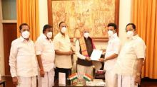 Stalin to take oath as CM on Friday, 33 ministers from DMK also to be sworn in