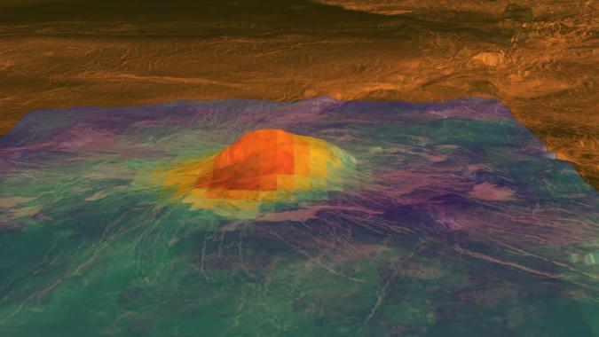 ESA/NASA/JPL