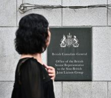 Missing employee of UK consulate in Hong Kong detained: family