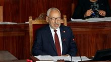 Five Tunisian parties seek to oust Ghanouchi as parliament speaker