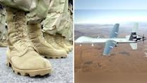 Boots on the ground instead of drones?