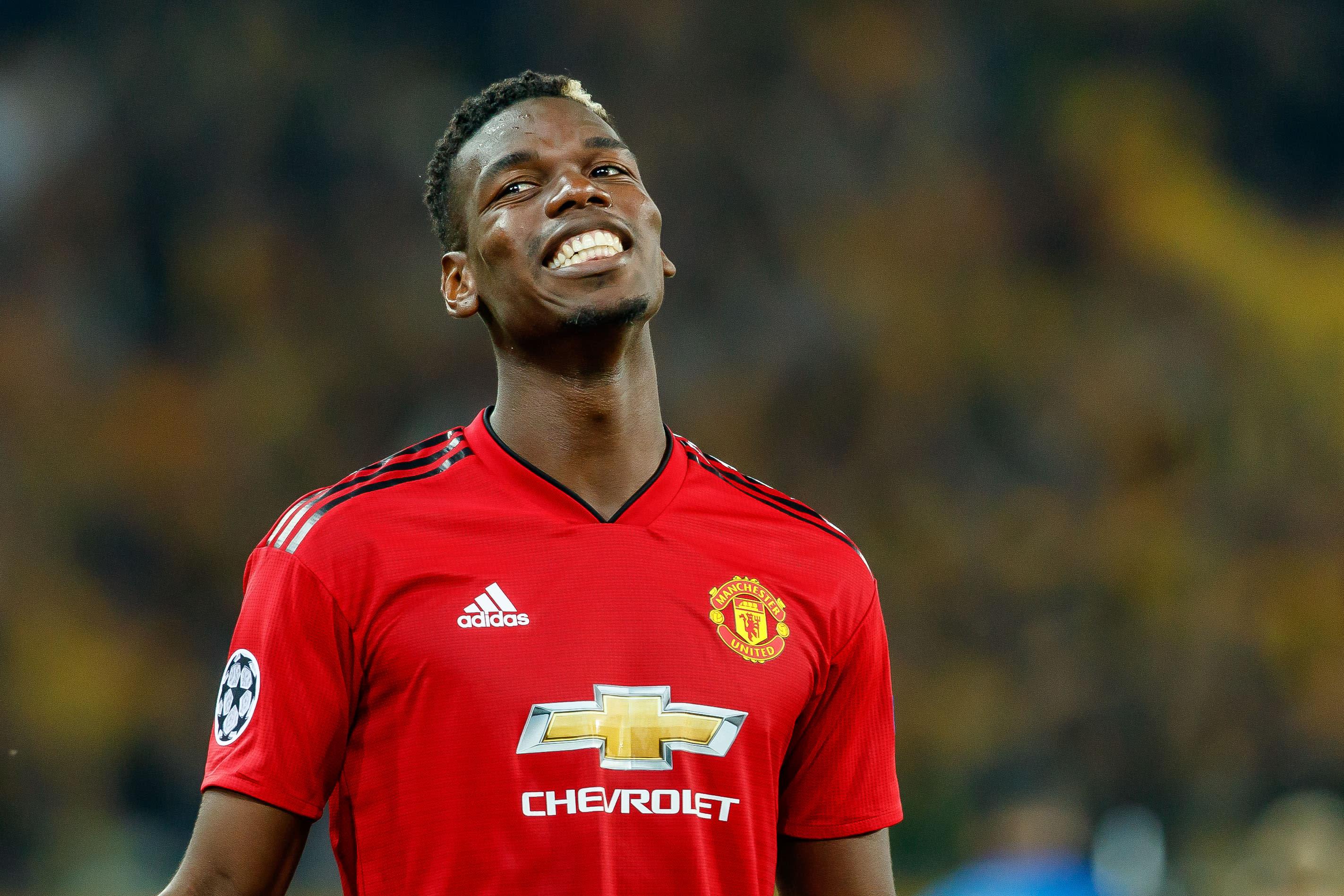 670221c3ee3 Paul Pogba bids farewell to Jose Mourinho with troll tweet