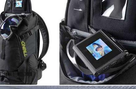O'Neill's H4 Campack ditches iPod, integrates camera and media player