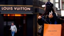 Vuitton, Moncler set high bar for luxury goods peers