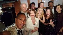 New Ghostbusters Meet Original Ghostbusters In Superb Selfie