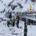 Six people found alive under avalanche that hit Italian hotel: rescuers