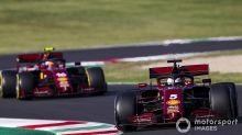 F1: Vettel critica largadas paradas após bandeiras vermelhas em Mugello