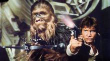 'Star Wars': Hear Chewbacca Speak English in a Fun On-Set Clip Retweeted by Peter Mayhew