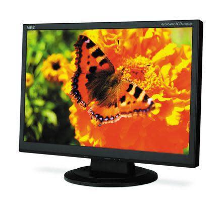 NEC intros three new LCD displays Stateside