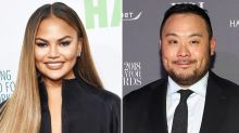 Chrissy Teigen and David Chang Are Teaming Up to Create Food Shows for Hulu