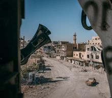 Syria's Raqqa Lies in Pieces After Islamic State Defeat