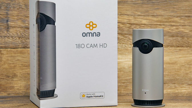 D-Link Omna 180 Cam HD review - The only HomeKit-enabled security camera you can get today