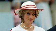 Princess Diana revealed her favourite dish was a Ukrainian beetroot soup in unearthed letters