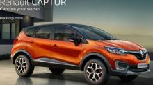 Renault unveils the CAPTUR SUV for Indian markets, pre-booking amount starts at Rs 25,000