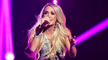 Carrie Underwood fans are angry she looks pretty much the same after facial stitches
